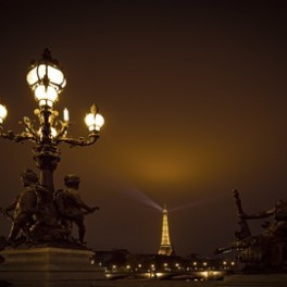 A Walk About Paris