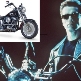'Terminator 2′ motorcycle, other props stop by Milwaukee Harley museum – latimes.com