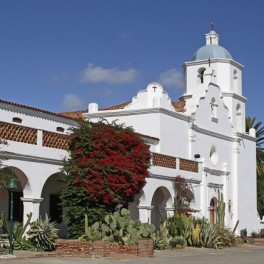 California: Quiet Mondays at Oceanside mission let you unplug, unwind – latimes.com