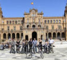 Seville Bike Tour